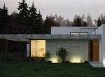 Modernes Luxuriöses Haus / Architektur - Drzwi zewnętrzne Kraków